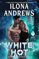 White Hot af Ilona Andrews