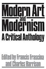 Modern Art and Modernism af Charles Harrison, Francis Frascina