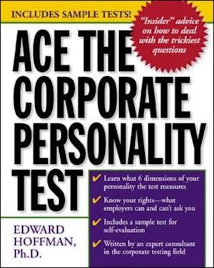 Ace the Corporate Personality Test af Edward Hoffman