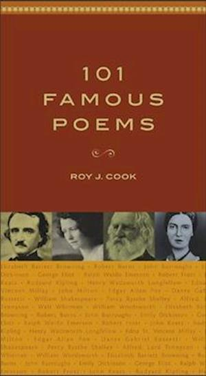 101 Famous Poems af McGraw Hill, Roy J Cook, Roy Jay Cook