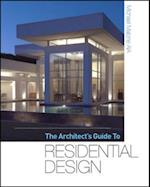 Architect's Guide to Residential Design af Michael Malone