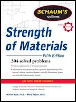 Schaum's Outline of Strength of Materials, Fifth Edition af Merle Nash, Potter, William