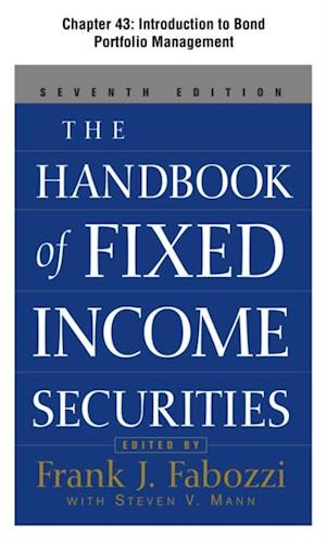 Handbook of Fixed Income Securities, Chapter 43 af Frank Fabozzi