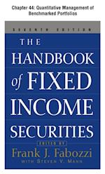 Handbook of Fixed Income Securities, Chapter 44 af Frank Fabozzi