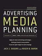 Advertising Media Planning, Seventh Edition af Sissors Baron, Roger