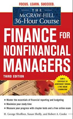 McGraw-Hill 36-Hour Course: Finance for Non-Financial Managers 3/E af Susan, H George, Cooke Shoffner
