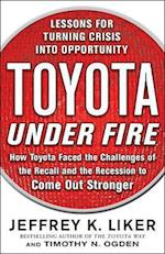 Toyota Under Fire