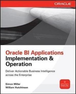 Oracle Business Intelligence Applications af Simon Miller