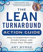 The Lean Turnaround Action Guide