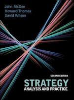 Strategy af John McGee, Howard Thomas, David Wilson