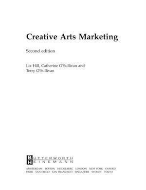 Creative Arts Marketing af Elizabeth Hill
