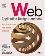 Web Application Design Handbook af Fowler