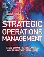 Strategic Operations Management af John Bessant