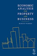 Economic Analysis for Property and Business af Marcus Warren