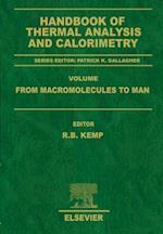 Handbook of Thermal Analysis and Calorimetry af Richard Kemp