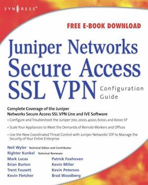 Juniper(r) Networks Secure Access SSL VPN Configuration Guide af Cameron