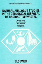Natural Analogue Studies in the Geological Disposal of Radioactive Wastes af McKinley