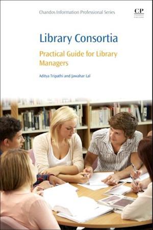 Library Consortia af Aditya Tripathi, Jawahar Lal