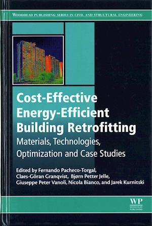 Bog, hardback Cost-Effective Energy Efficient Building Retrofitting af Jarek Kurnitski