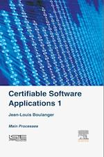 Certifiable Software Applications 1