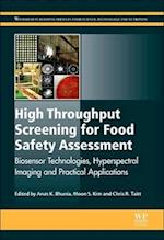 High Throughput Screening for Food Safety Assessment (Woodhead Publishing Series in Food Science, Technology and Nutrition)