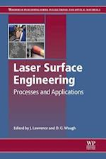 Laser Surface Engineering (Woodhead Publishing Series in Electronic and Optical Materials)