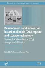 Developments and Innovation in Carbon Dioxide (Co2) Capture and Storage Technology (Woodhead Publishing Series in Energy)