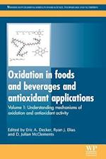 Oxidation in Foods and Beverages and Antioxidant Applications (Woodhead Publishing Series in Food Science, Technology and Nutrition)
