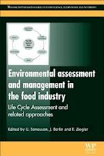 Environmental Assessment and Management in the Food Industry (Woodhead Publishing Series in Food Science, Technology and Nutrition)