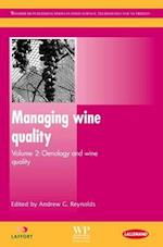 Managing Wine Quality (Woodhead Publishing Series in Food Science, Technology and Nutrition)