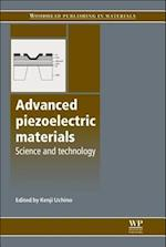 Advanced Piezoelectric Materials (Woodhead Publishing Series in Electronic and Optical Materials)