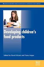 Developing Children S Food Products (Woodhead Publishing Series in Food Science, Technology and Nutrition)