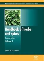 Handbook of Herbs and Spices (Woodhead Publishing Series in Food Science, Technology and Nutrition)