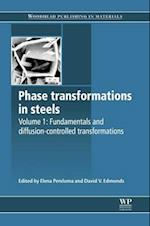 Phase Transformations in Steels (Woodhead Publishing Series in Metals and Surface Engineering)
