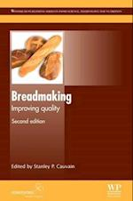 Breadmaking (Woodhead Publishing Series in Food Science, Technology and Nutrition)