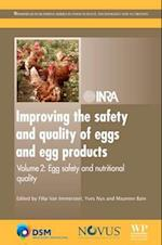 Improving the Safety and Quality of Eggs and Egg Products (Woodhead Publishing Series in Food Science, Technology and Nutrition)