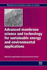 Advanced Membrane Science and Technology for Sustainable Energy and Environmental Applications (Woodhead Publishing Series in Energy)