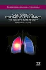 Allergens and Respiratory Pollutants (Woodhead Publishing Series in Biomedicine)