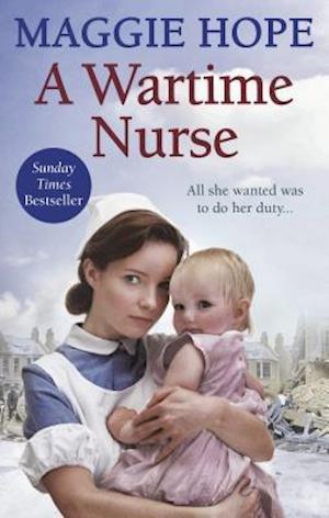A Wartime Nurse af Maggie Hope