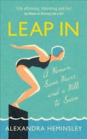 Bog, hardback Leap in af Alexandra Heminsley