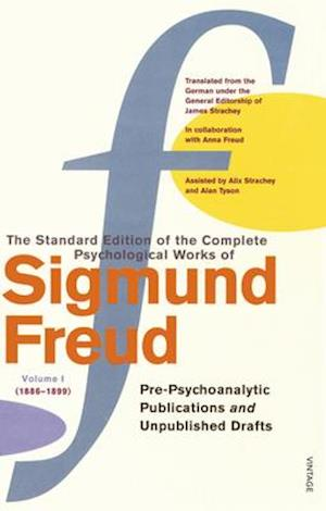 The Complete Psychological Works of Sigmund Freud af Sigmund Freud, James Strachey, Anna Freud