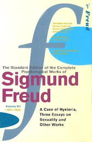 The Complete Psychological Works of Sigmund Freud af Sigmund Freud, James Strachey