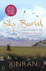 Sky Burial af Xinran