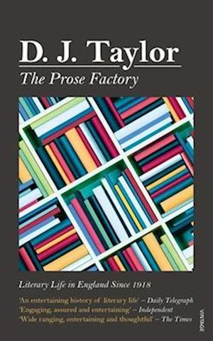 Bog, paperback The Prose Factory af D. J. Taylor