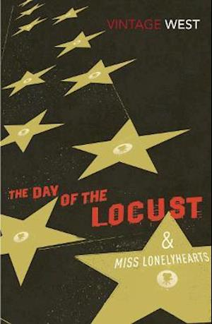 The Day of the Locust and Miss Lonelyhearts af Nathanael West