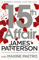15th Affair (Women's Murder Club, nr. 15)