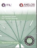Key Element Guide ITIL Service Strategy af David Cannon