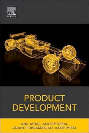 Product Development af Anil Mital