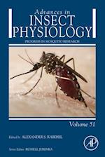 Progress in Mosquito Research (Advances in Insect Physiology)