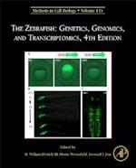 The Zebrafish: Genetics, Genomics, and Transcriptomics (Methods in Cell Biology, nr. 135)